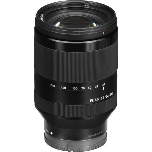 Sony SEL24240 FE 24-240mm F3.5-6.3 OSS