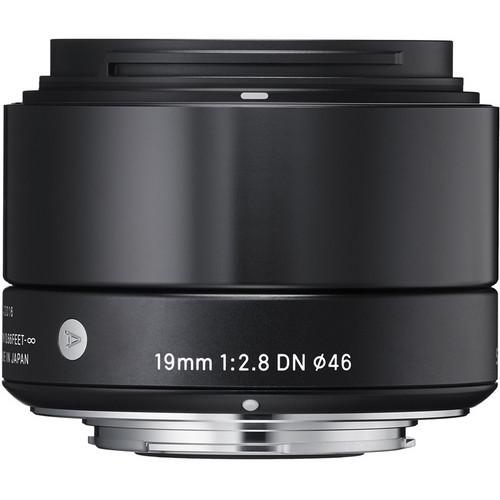 Sigma 19mm F2.8 DN | A