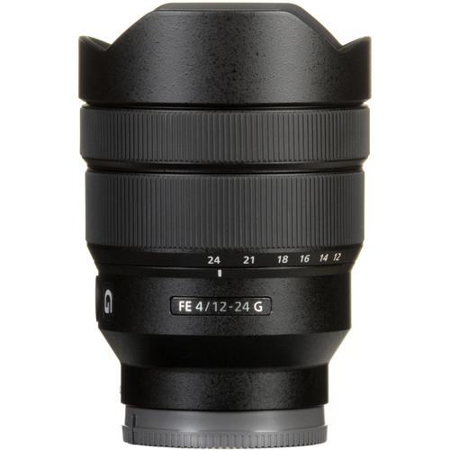 Sony FE 12-24mm F4 G