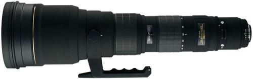 Sigma APO 300-800mm F5.6 EX DG HSM IF
