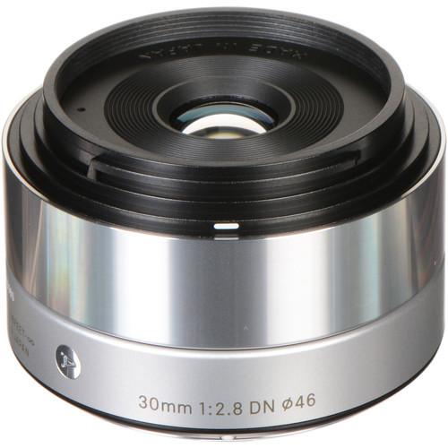 Sigma 30mm F2.8 DN | A