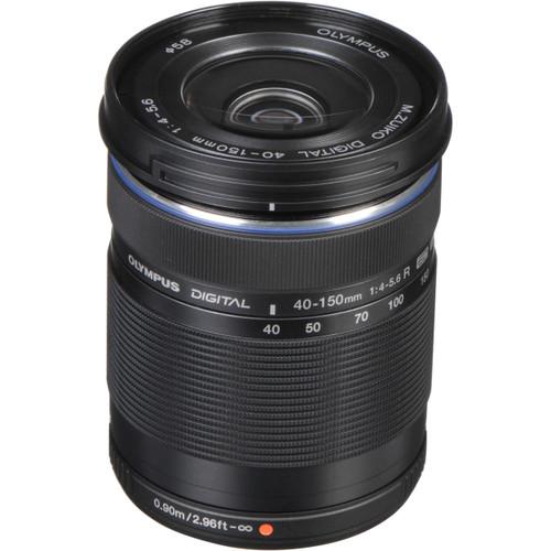Olympus M.ZUIKO ED 40-150mm f/4-5.6 R