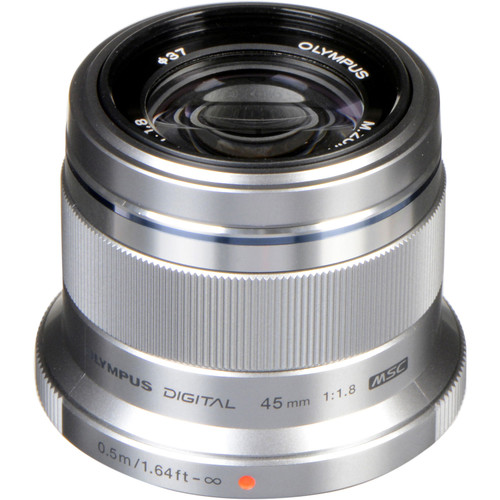 Olympus M.ZUIKO ED 45mm f/1.8