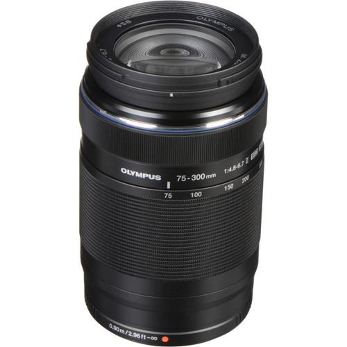 Olympus M.ZUIKO ED 75-300mm f/4.8-6.7 II