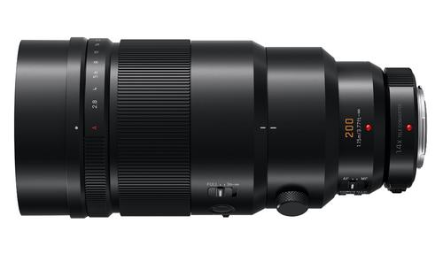 Panasonic Leica DG Elmarit 200mm f/2.8 + TC-14