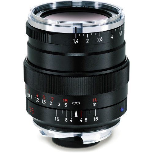 Carl Zeiss Distagon T* 35mm f/1.4 ZM Lens