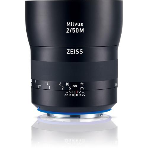 Carl Zeiss Milvus ZE 2/50mm
