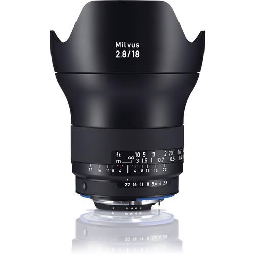 Carl Zeiss Milvus ZF.2 2.8/18mm