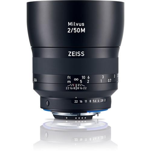 Carl Zeiss Milvus ZF.2 2/50mm