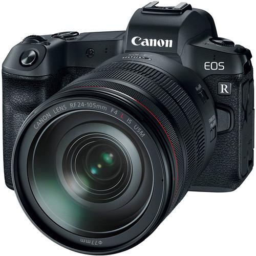 Canon EOS R Digital Camera