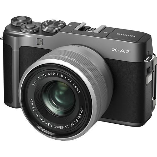 Fujifilm X-A7 Digital Camera