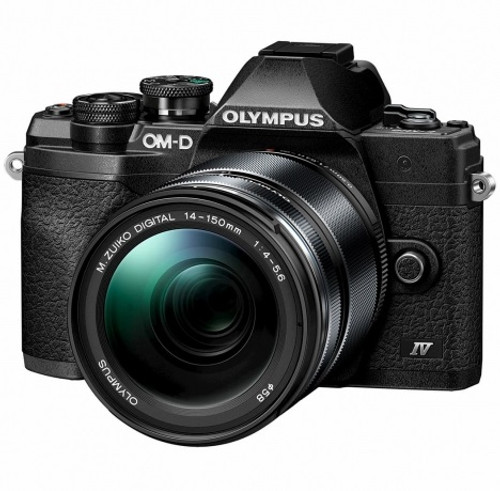 Olympus OM-D E-M10 IV Digital Camera