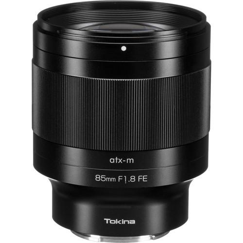 Tokina AFX-M 85mm F1.8 FE
