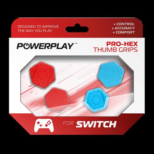PowerPlay Switch Pro-Hex Thumb Grips