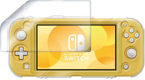Hori Switch Lite Protective System Armor & Screen Protector Set