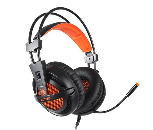 SADES A6 Gaming Headset