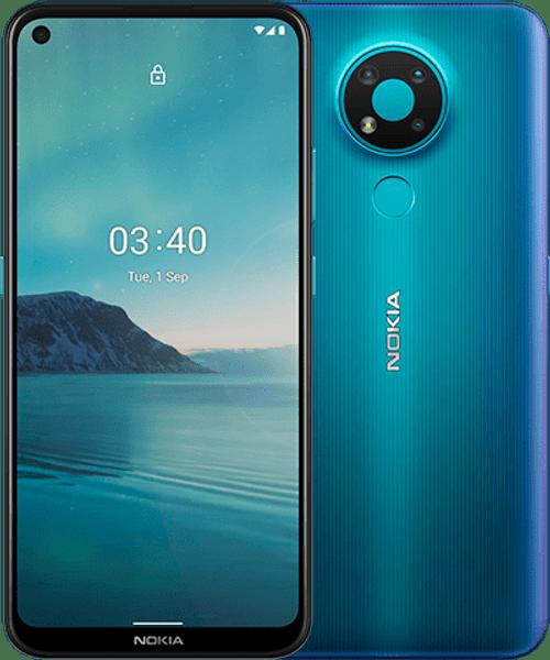 Nokia 3.4 Dual (TA- 1288) Mobile Phone
