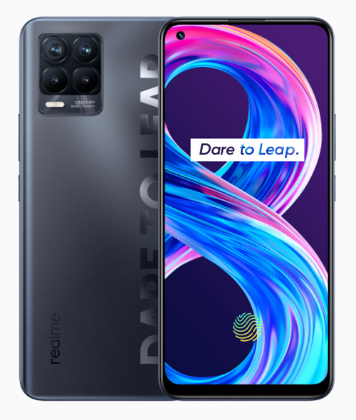 Realme 8 Pro Dual Mobile Phone
