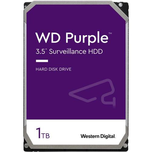 Wd Purple 1TB Sata3 64Mb Cache Hard Drive