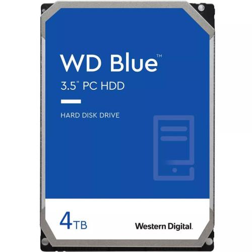 Wd Blue 4TB Sata3 5400 Rpm 256Mb Cache