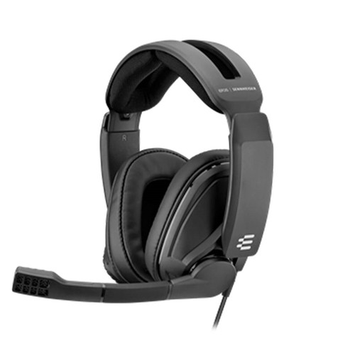 Epos Gsp 302 - Black Colour. Closed Back Gaming Headset For Pc, Mac, Ps4 And Xbox One
