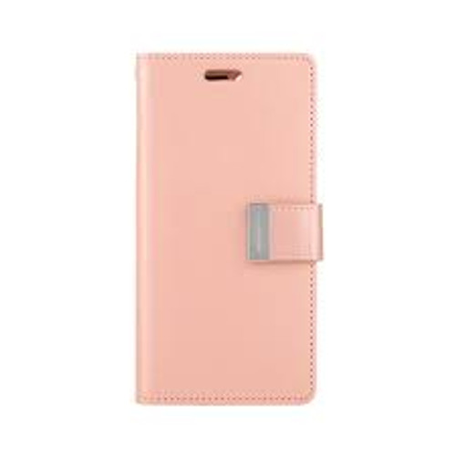 Rich Diary Wallet Case for iPhone 13