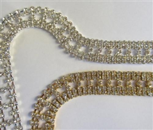 Diamond 5 Row Chain