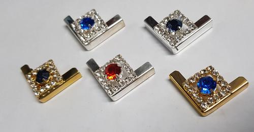 Diamond Feature Coloured Tips