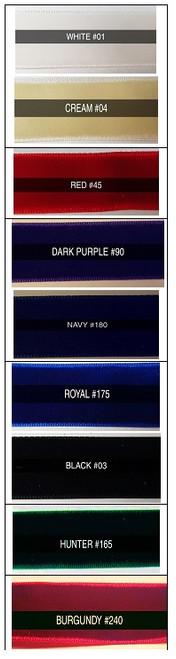 15mm SE velvet colour card