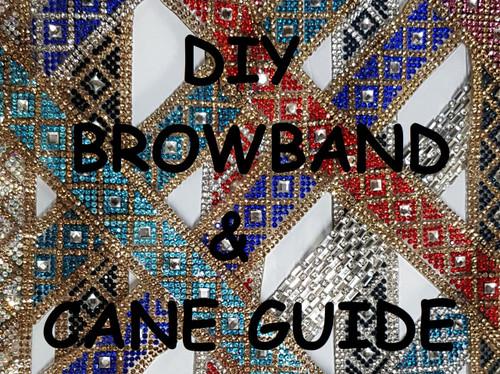 DIY Browband & Cane Guide