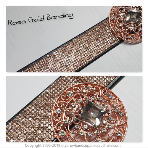 Rose Gold Banding
