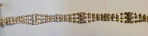 SALE!!! Angle Chain Gold 15mm x 50cm $6 PER MTR