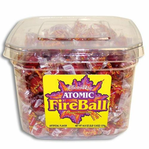 Atomic Fireball Jar 150 Count