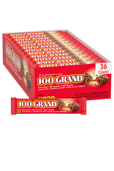 100 Grand 1.5 Ounce Countgood 36 Count