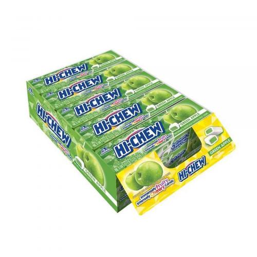 Hi-Chew Green Apple 1.76 Ounce 15 Count
