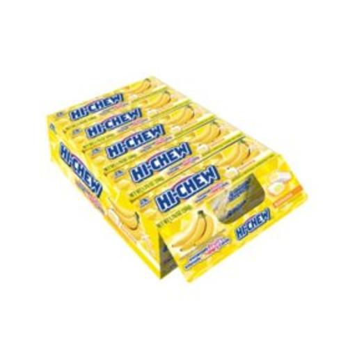 Hi-Chew Banana 1.76 Ounce 15 Count