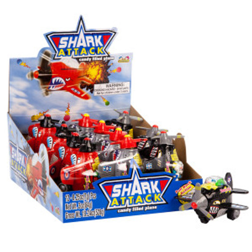 Shark Attack Candy 0.25 Ounces 12 Count