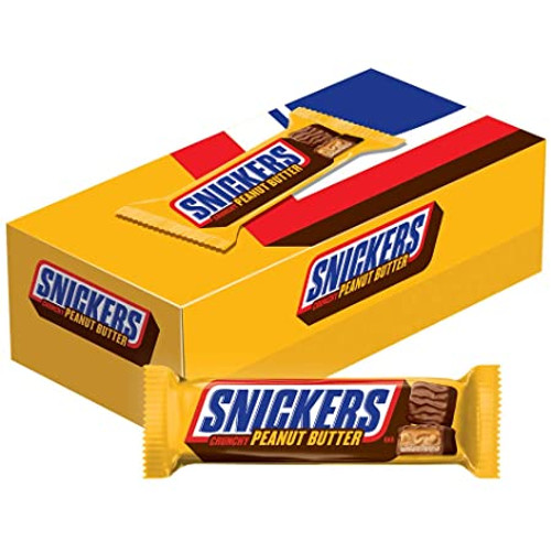 Snickers Peanut Butter Squared Countgood 1.78 Ounce 18 Count