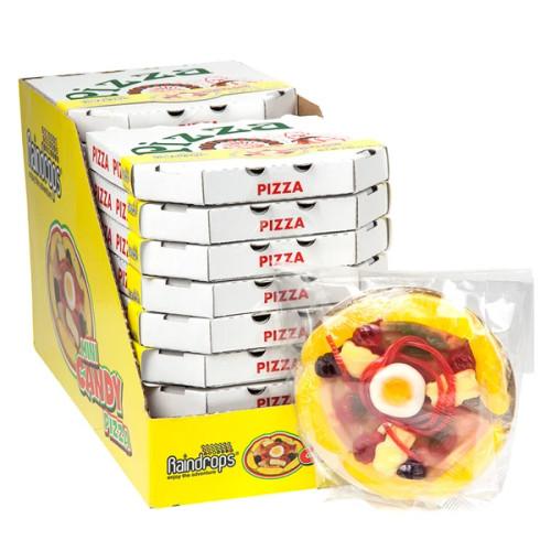 Raindrops Candy Pizza Medium 18 Count 3 Ounces