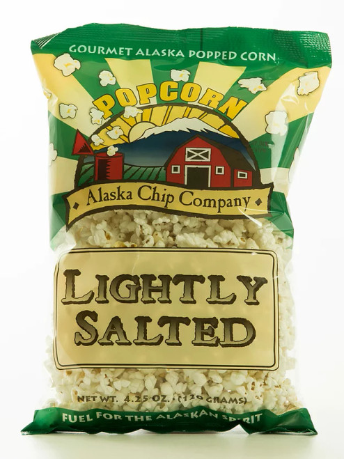 Lightly Salted Popcorn 4.25 Ounce 10 Count