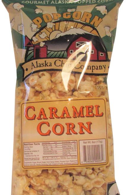 Old Fashion Caramel Corn Popcorn 6 Ounce 24 Count