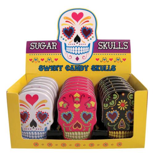 Sweet Skulls Tins 1.4oz 18ct