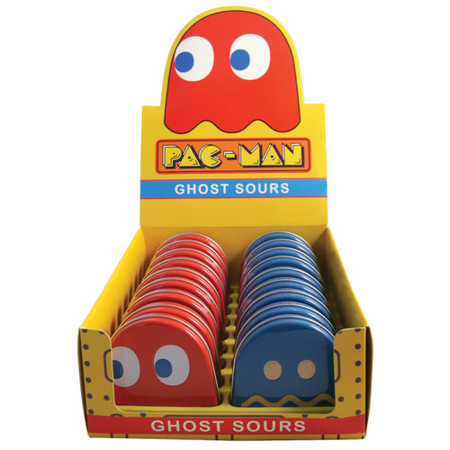 Pac-Man Ghost Sours 1 Ounce 18 Count