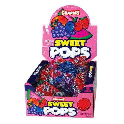Lollipop Sweet Pops 48 Count
