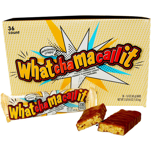 Whatchamacallit Candy Bar Countgood 36 Count