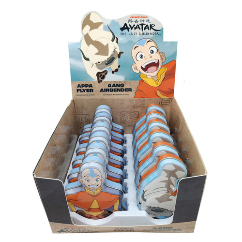 Avatar Appa Aang TIn 0.7 Ounce 12 Count