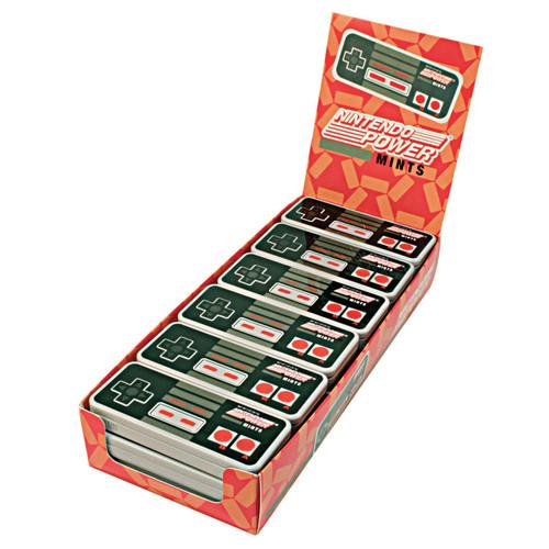 Nintendo Vintage Controller Mints 2 Ounce 18 Count
