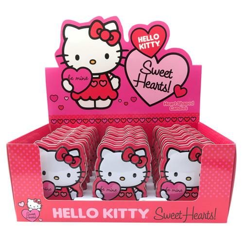 Hello Kitty Sweet Hearts 1.5 Ounce 18 Count