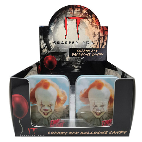 IT Pennywise Tin 12 Count