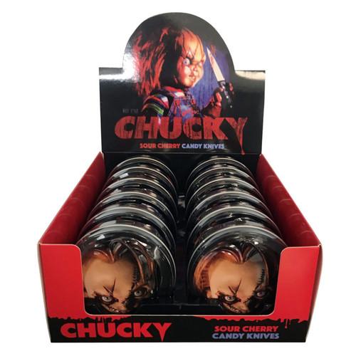 Chucky Childsplay Candy Cherry 12 Count